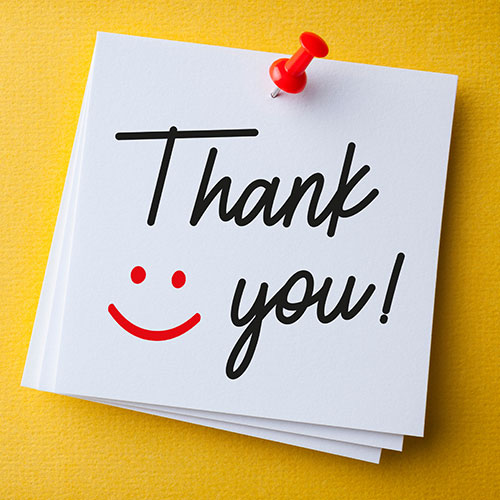 Post-it-thank-you